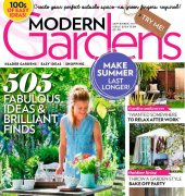 Modern Gardens - Issue 18 - September 2017 - Bauer Media