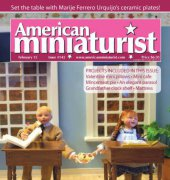 American Miniaturist - Issue 142 - February 2015 - Ashdown