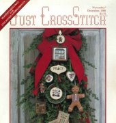 Just CrossStitch - Vol. 4 No. 4 - November-December 1986 - Hoffman Media Inc.