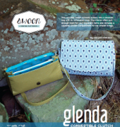 Glenda Convertible Clutch - Swoon Sewing Patterns