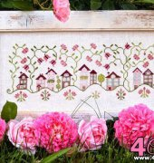 Roses Village - Rossana Gallo - Madame Chantilly