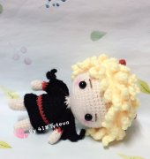 Crochet Activity ~ Little Devil