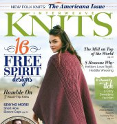 Interweave Knits - Fall 2017 - Interweave Press