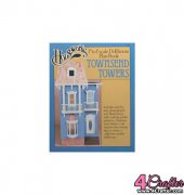 Townsend Towers Dollhouse Plan Book - Houseworks - Free