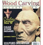 Wood Carving Illustrated - Issue 7 - Summer 1999 - Fox Chapel Publishing