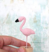 Flamingo - Diana Moore - Pink Mouse Boutique