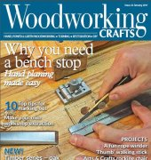 Woodworking Crafts - Issue 22 - January 2017 - The GMC Group