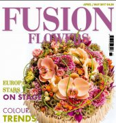Fusion Flowers - Issue 95 - April May 2017 - Floral Fundamentals Ltd