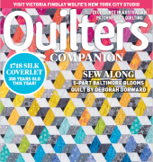 Quilters Companion - Issue 92 - Vol 17 No 4 - July August 2018 - Universal Magazines