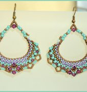 Bholliwood Earrings - Eliana Maniero