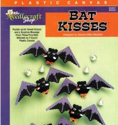 Bat Kisses - 400407 993043 - Sandra Miller Maxfield - The Needlecraft Shop