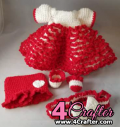 Pookie and Pals Love is in the Air Girls Valentine Outfit - Kelli Newcome - Kellis Kreations