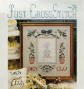Just CrossStitch - Vol. 3 No. 1 - May-June 1985 - Hoffman Media Inc.