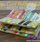 Mega Credit Card Wallet - Infarrantly Creative - free