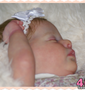 Reborn doll made by me Angie (BB Evelyn)