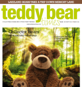 Teddy Bear Times - Issue 236 - August September 2018- Ashdown