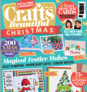 Crafts Beautiful - Issue 325 - November 2018 - Aceville Publications Ltd