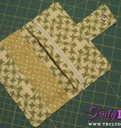 Wallet Organizer - Confessions of a Fabricaholic - free