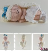 Little Angel - Ewa Shelf - Dolls Shelf